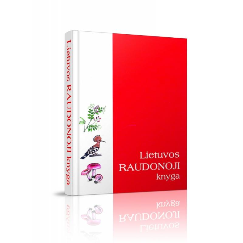 Lietuvos raudonoji knyga kaina