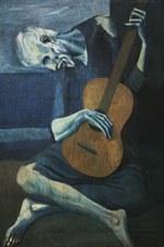Šis Pablo Picasso paveikslas slepia įdomią detalę - ar įžiūrėsite jame pasislėpusį moters veidą?