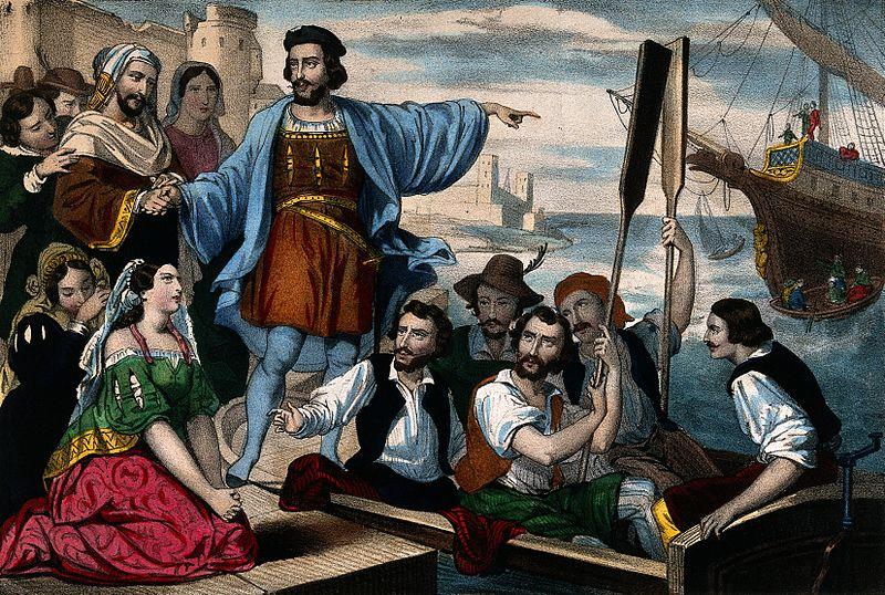Istorija bus perrašyta: senoviniuose dokumentuose – įrašas, jog italai apie Ameriką žinojo 150 metų anksčiau nei ją atrado Kristupas Kolumbas