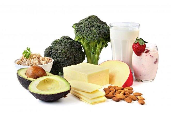 Kalcio produktai