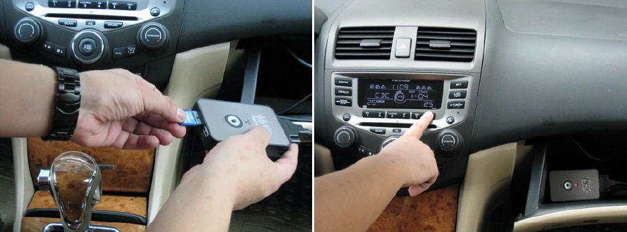 Kas yra aux jungtis automobilyje