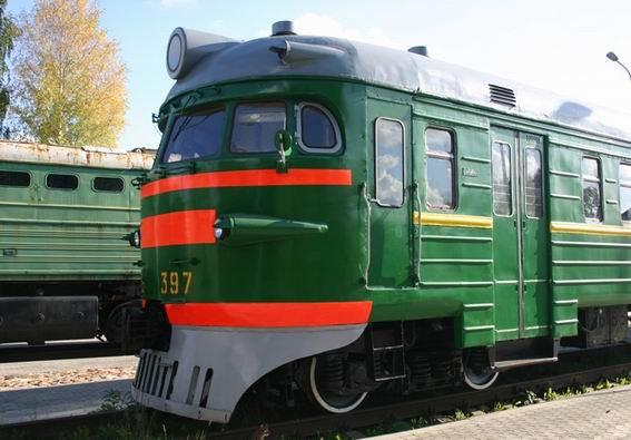 Siauliai ryga traukinys