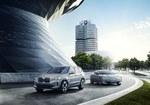 """""""BMW"""" skelbia, kuo bus ypatingas pirmasis elektrinis BMW visureigis: 286 AG, 440 km ir 5 kartos """"eDrive"""" technologija (Video)"""
