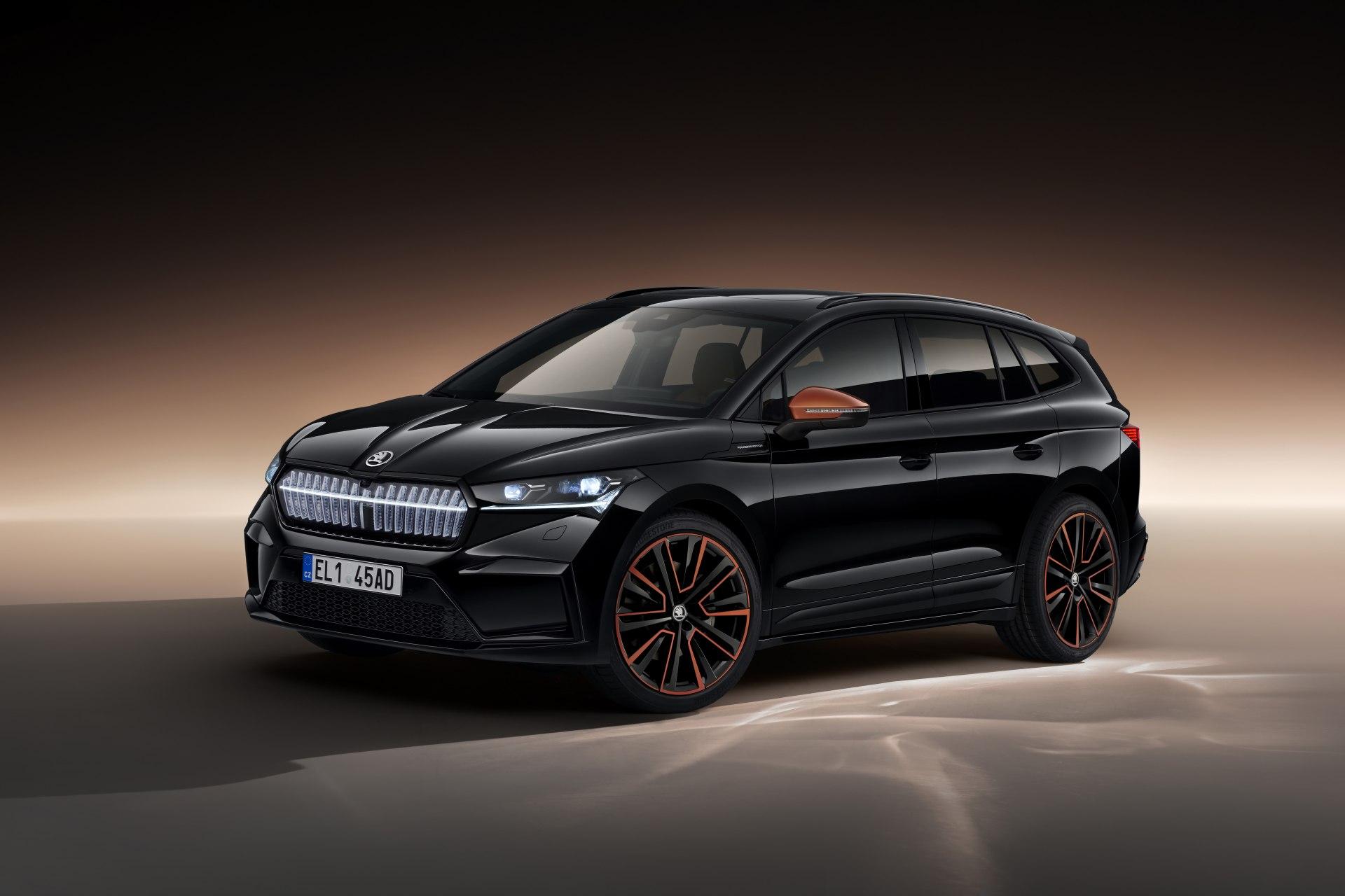 """""""Škoda"""" džiaugiasi pardavusi jau du milijonus visureigių, bet kiek iš jų yra elektriniai?"""
