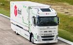 Nuvažiuojamas atstumas bus elektrinių sunkvežimių problema? Šis ką tik nuvažiavo daugiau nei tūkstantį kilometrų!