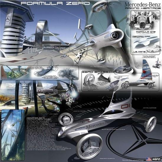 Mercedes-Benz:Formula Zero