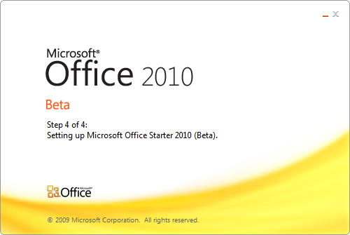 Microsoft Office 2010. Interactive guides show you and services for
