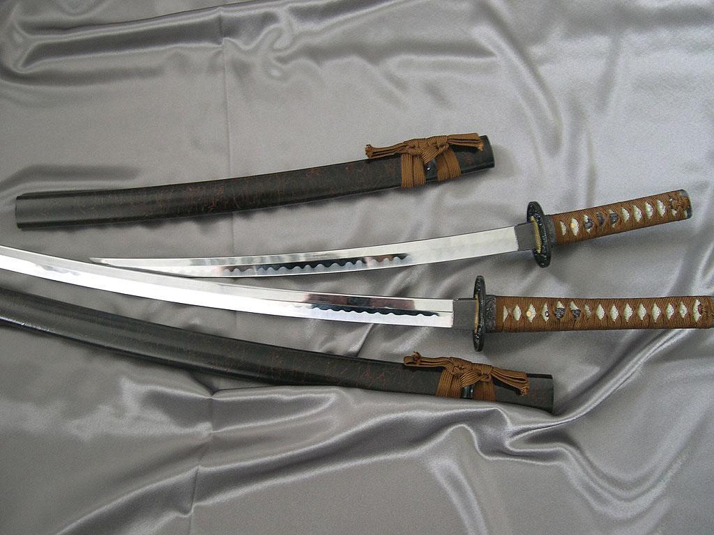 Katana kardas parduodu