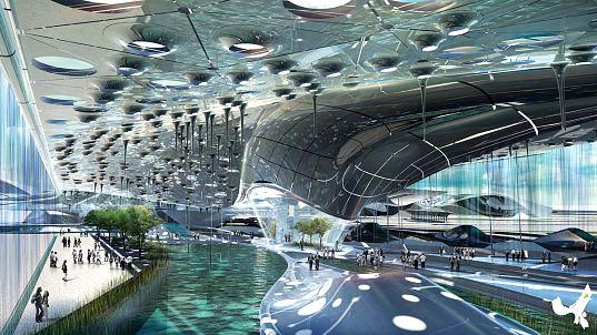 Аэропорты будущего конкурс