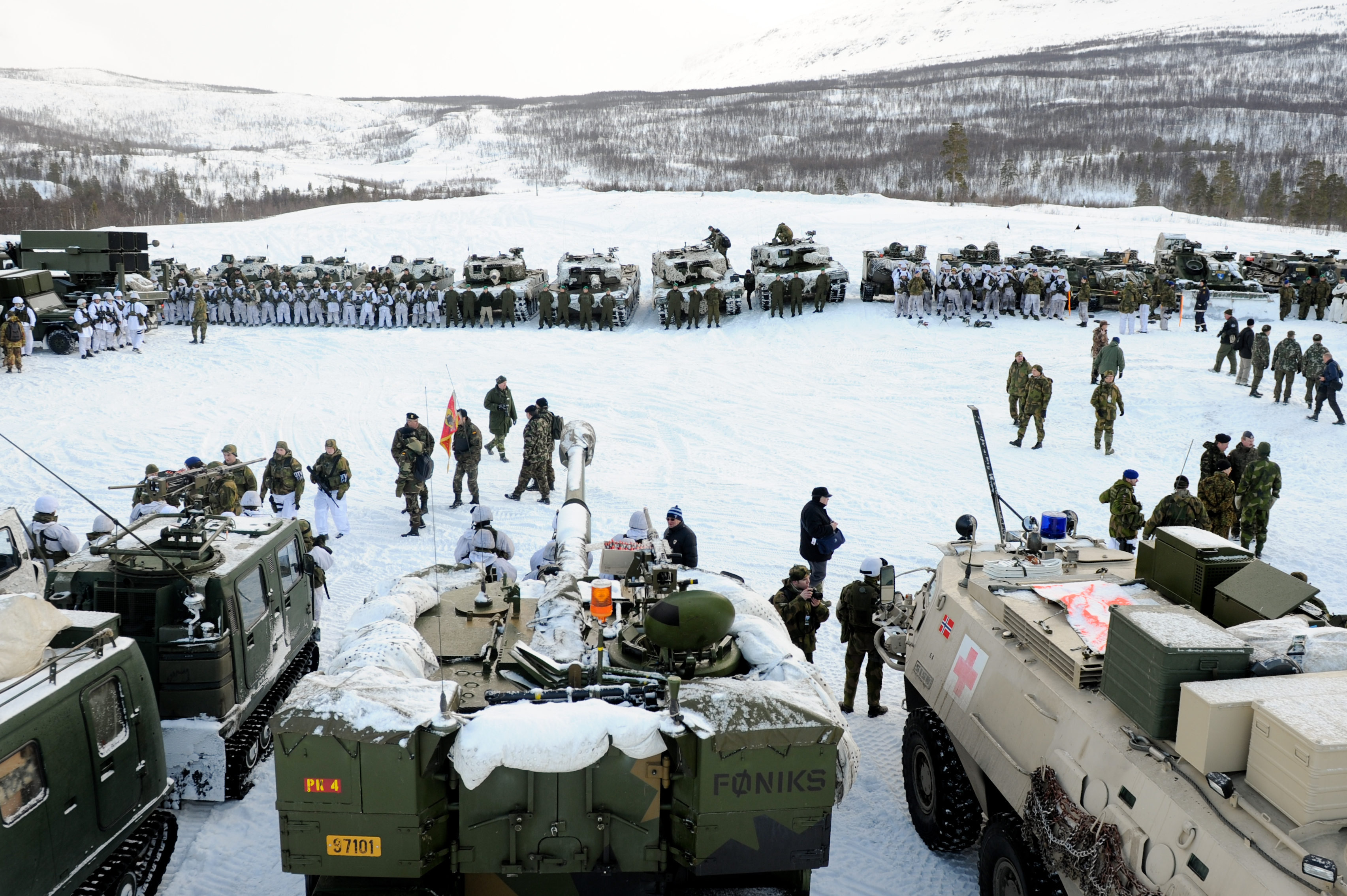 Arkties tautu valtis