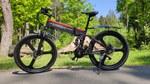 """Super kietas elektrinis dviratis - aplink Kauną apvažiavau lyg su motociklu ir tam teprireikė vos pusės baterijos! Smagiausias daiktas, kokį tik esu testavęs - ir štai kaip nuimti greičio apribojimą (""""Samebike LO26"""" dviračio apžvalga, iš Lenkijos, FOTO, Video)"""