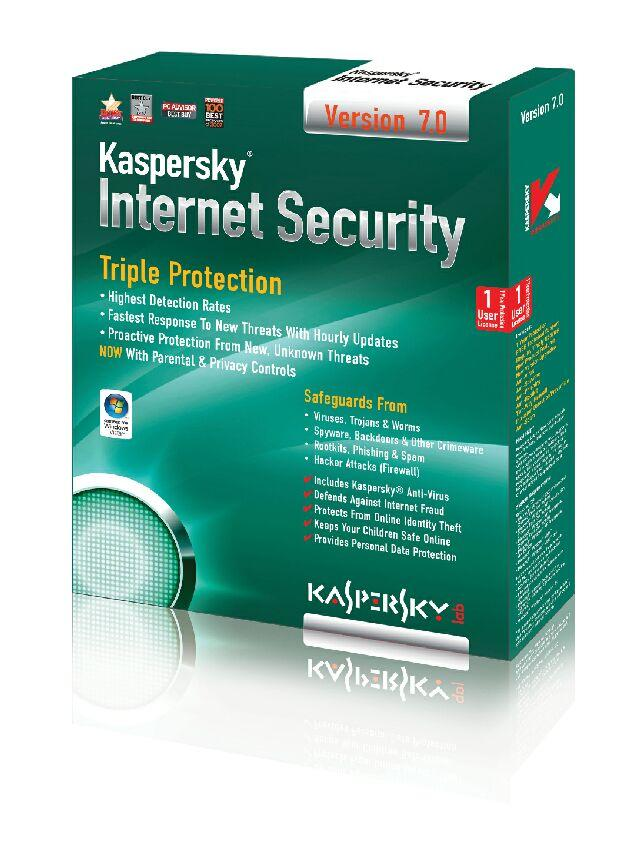 Kaspersky Internet Security 7.0 (+ новый патч для забаненных ключей) .